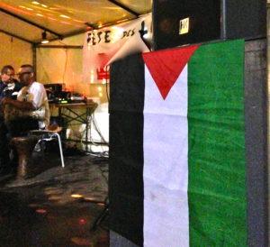 Solidarité avec la Palestine