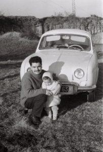 Avec moi, 1961, Puy de Dôme...